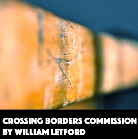 Crossing Borders Commission by William Letford